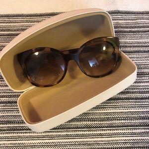 Michael Kors Aja Bright Tortoise Sunglasses